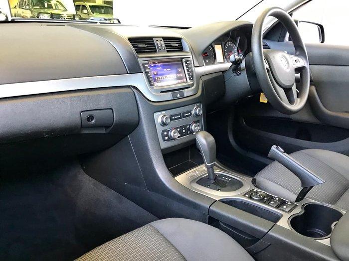 2012 Holden Commodore Omega VE Series II MY12 Black