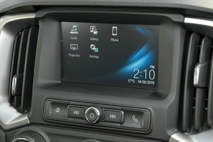 2017 Holden Trailblazer LT RG MY18 4X4 Dual Range Red