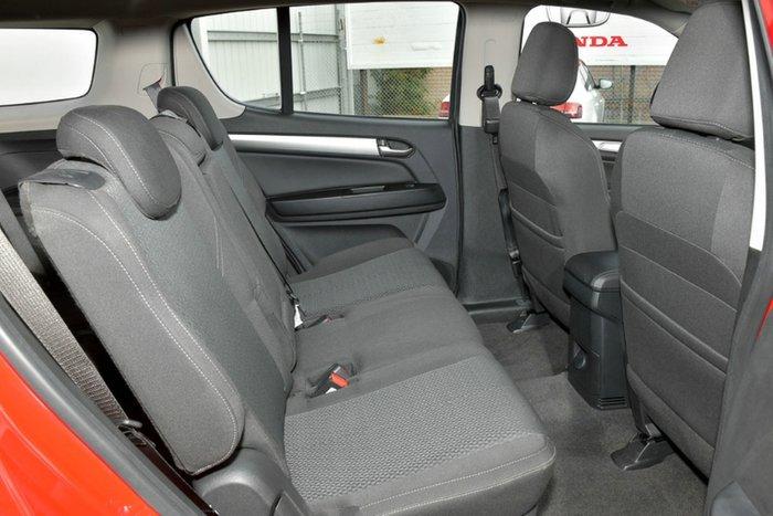 2017 Holden Trailblazer LT RG MY18 4X4 Dual Range ABSOLUTE RED