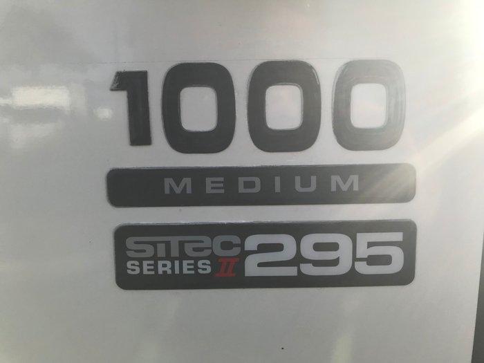 2008 Isuzu FVR 1000 FVR1000 STEEL TIPPER WHITE