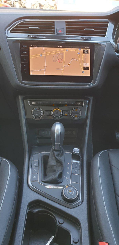 2018 Volkswagen Tiguan 162TSI Highline 5N MY19 Four Wheel Drive Black