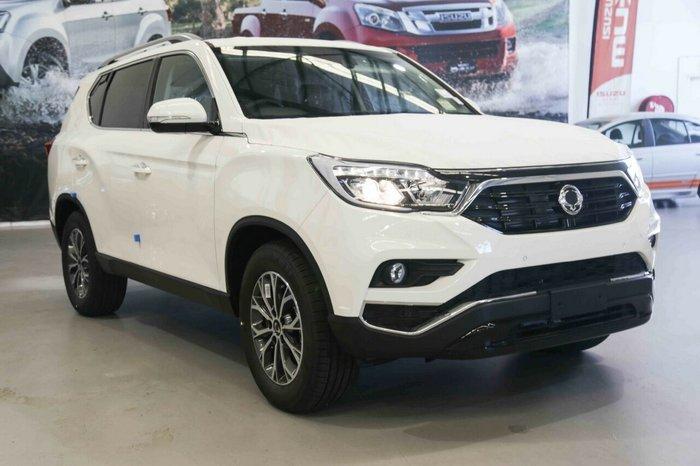 2019 Ssangyong Rexton