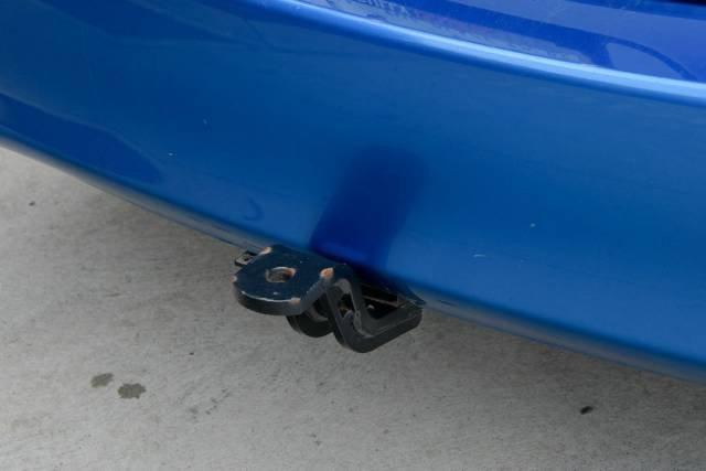 2012 Toyota Corolla Ascent Sport ZRE152R BLUE