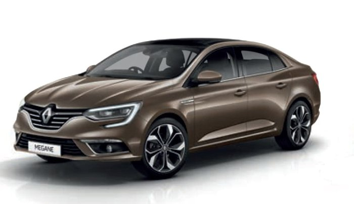 2018 Renault Megane Intens LFF Brown