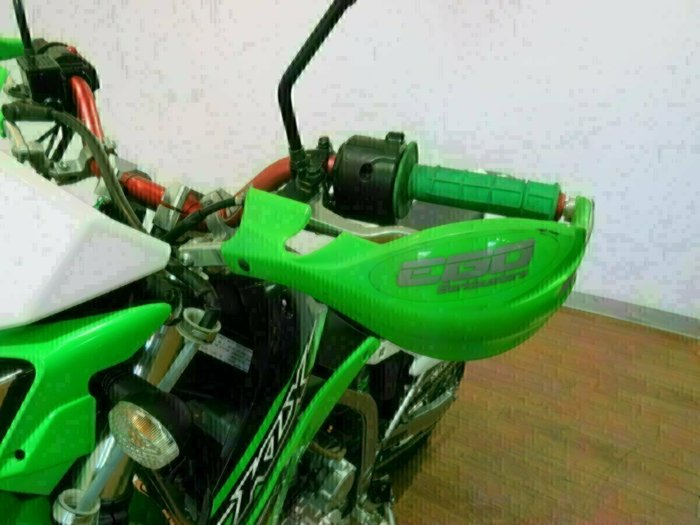2015 Kawasaki KLX250S Green