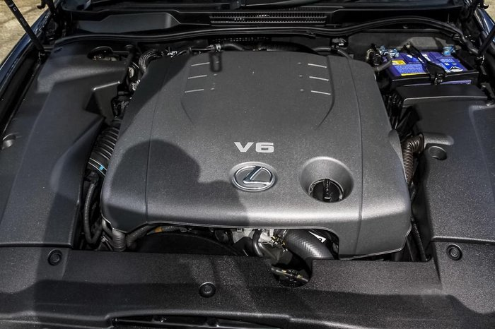 2006 Lexus IS250 Prestige GSE20R Grey