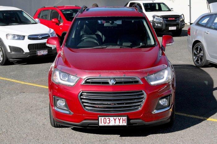2016 Holden Captiva LT CG MY16 4X4 On Demand Red