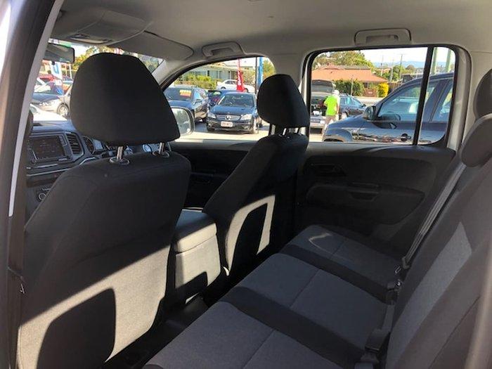 2018 Volkswagen Amarok TDI420 Core 2H MY18 4X4 Constant Silver