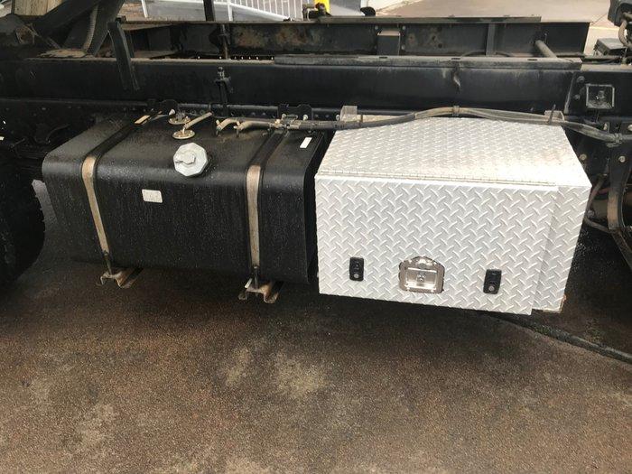 2012 Isuzu NQR450 NQR450 TIPPER WHITE
