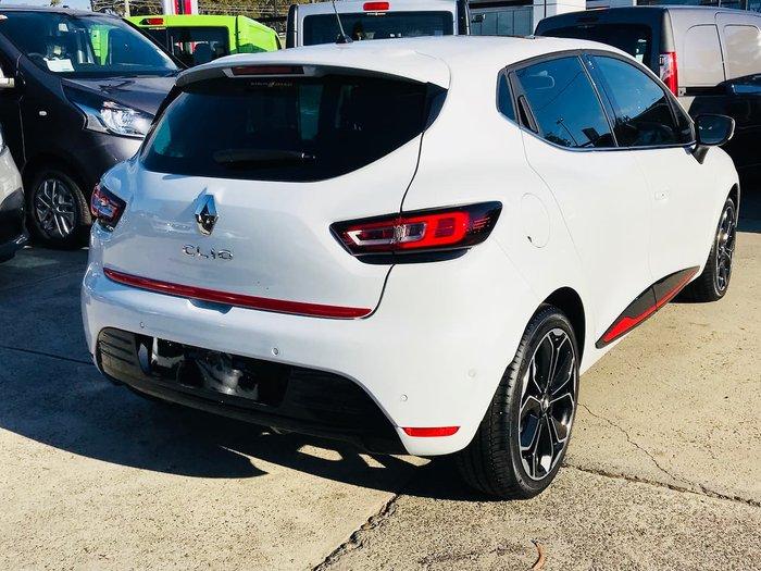 2019 Renault Clio Intens IV B98 Phase 2 White