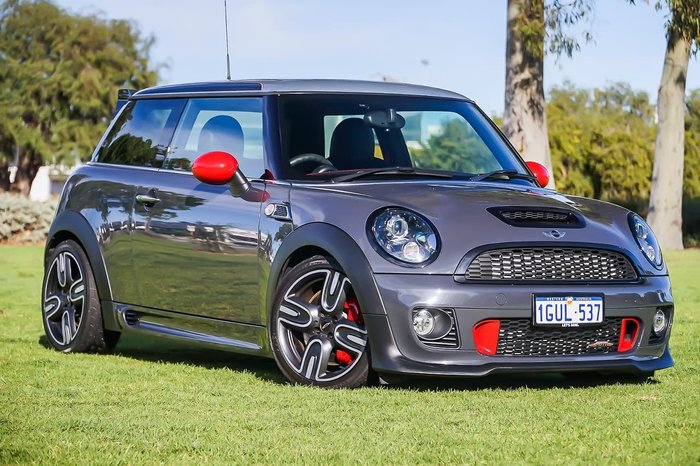 2013 MINI Hatch John Cooper Works GP R56 LCI Grey