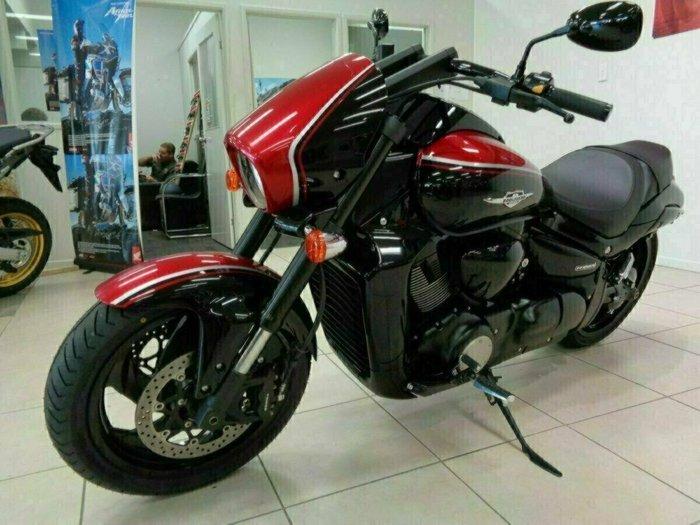 2015 Suzuki VZR 1800 BOULEVARD (M109R) Red