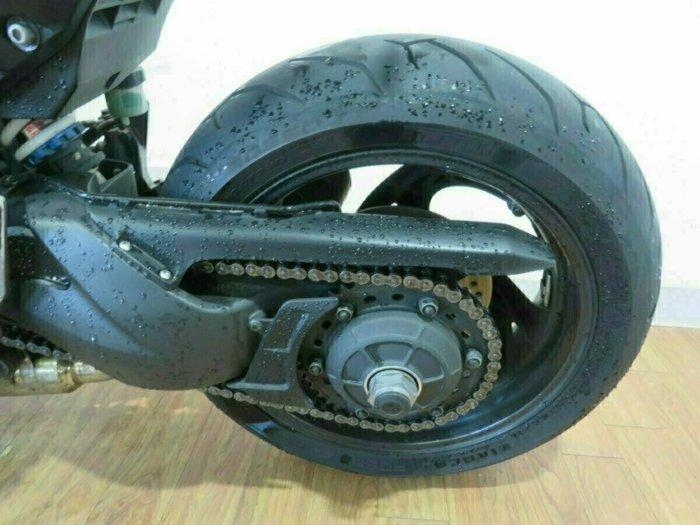 2008 Honda CB1000R Green