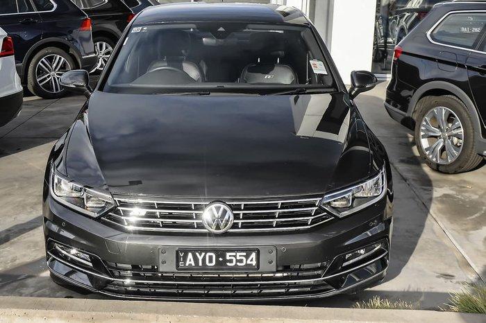 2019 Volkswagen Passat 132TSI Comfortline B8 MY19 Grey