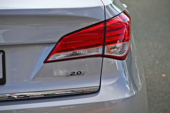 2013 Hyundai i40 Active VF2 Silver