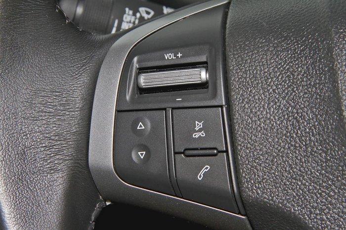 2016 Holden Colorado LS RG MY17 4X4 Dual Range White