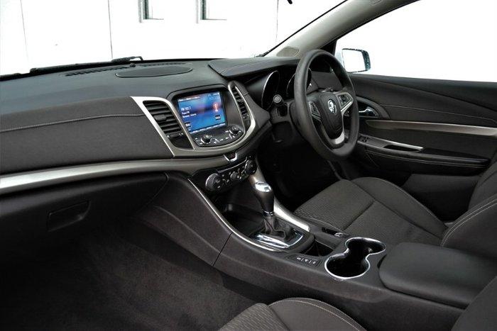 2013 Holden Ute EXTENDED CAB VF MY14 HERON WHITE