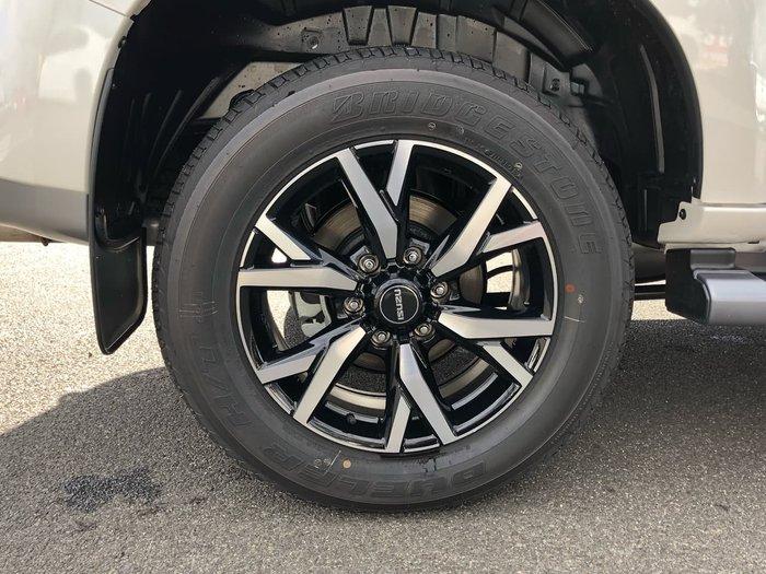 2019 Isuzu MU-X LS-U MY19 4X4 Dual Range White