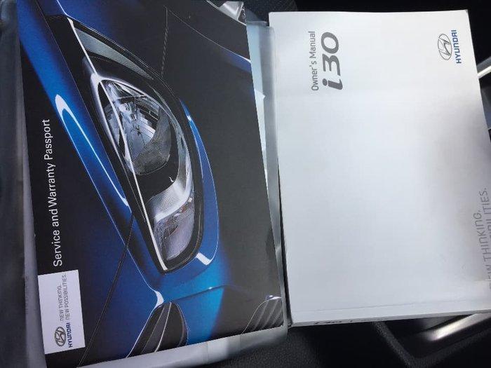 2014 Hyundai i30 Trophy GD2 MY14 White