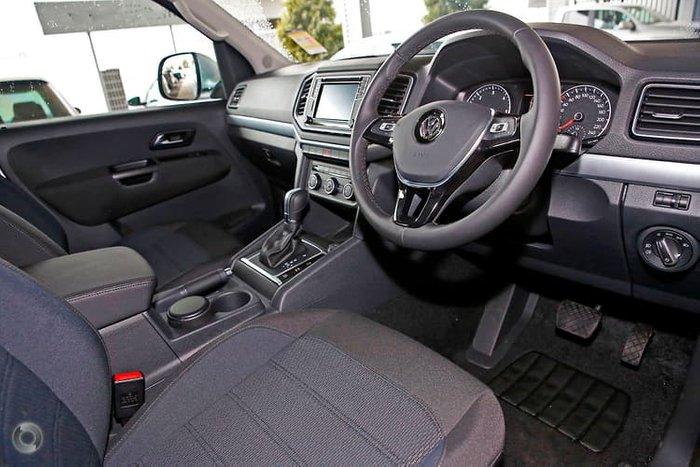 2018 Volkswagen Amarok TDI550 Sportline 2H MY19 4X4 Constant Silver