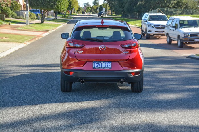 2018 Mazda CX-3 sTouring DK 4X4 On Demand Red