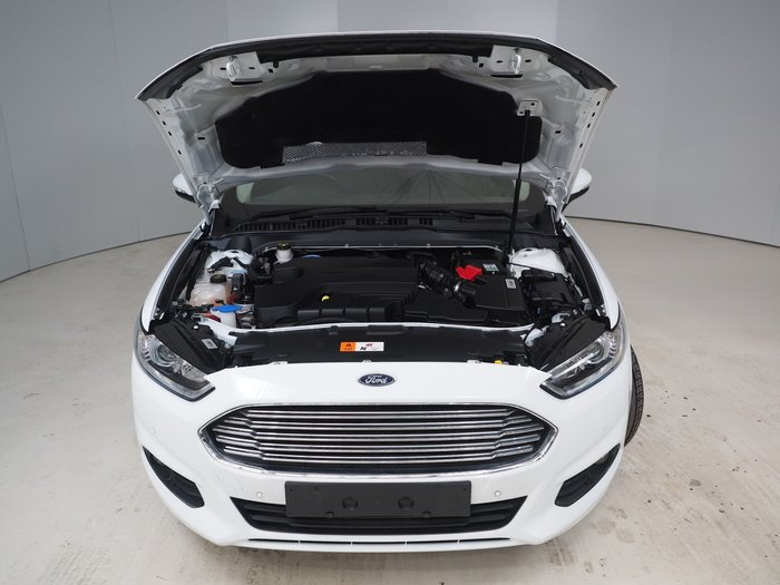 2016 Ford Mondeo Ambiente MD White