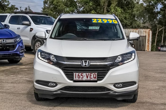 2014 Honda HR-V VTi-S MY15 White