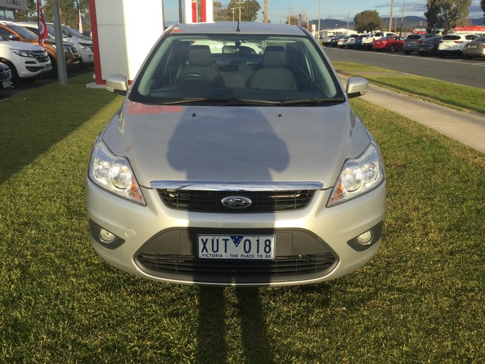 2010 Ford Focus LX LV Silver