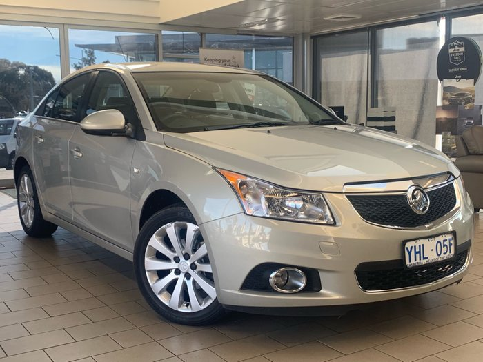 2011 Holden Cruze CDX JH Series II MY11 Gold