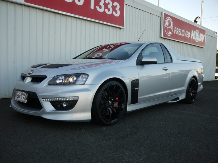2012 Holden Special Vehicles Maloo