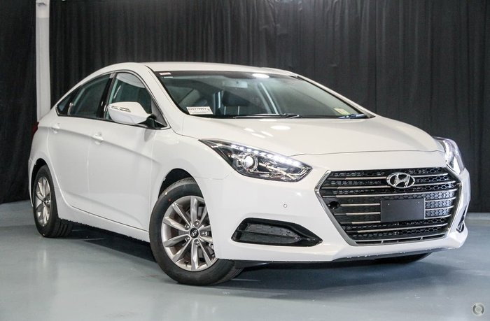 2018 Hyundai i40 Active VF4 Series II White