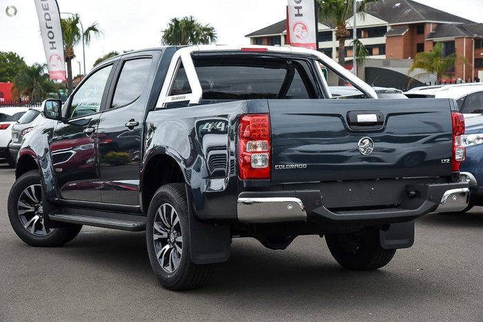 2019 Holden Colorado LTZ RG MY19 4X4 Dual Range Grey
