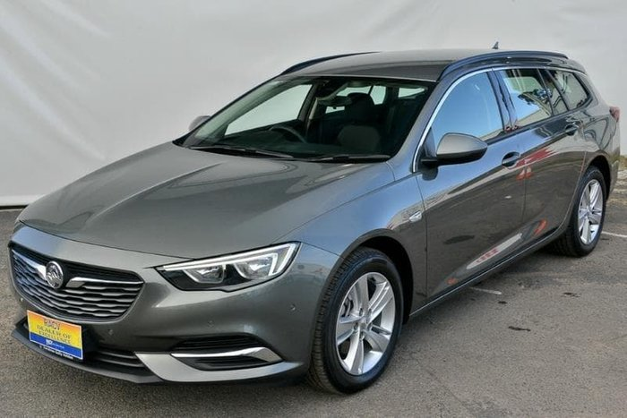 2017 Holden Commodore LT ZB MY18 Grey