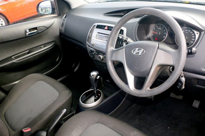 2014 Hyundai i20 Active PB MY14 Grey