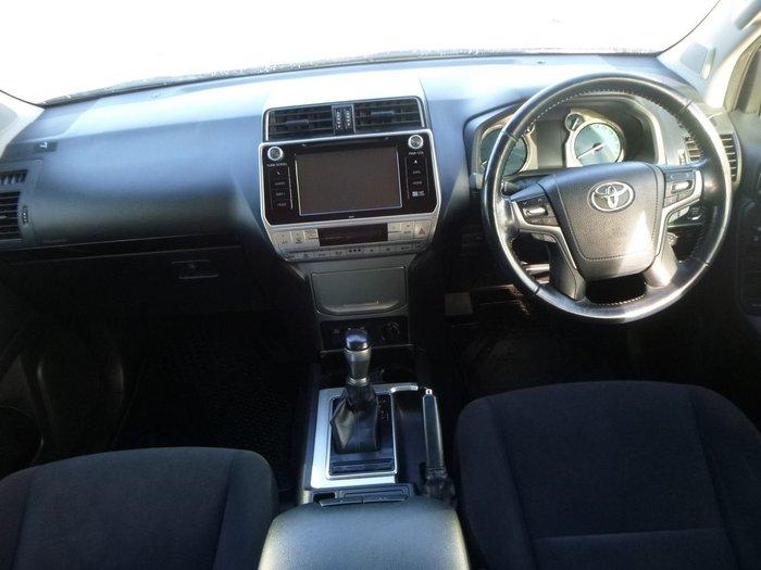 2017 Toyota Landcruiser Prado