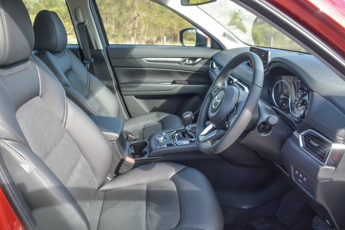 2018 Mazda CX-5 Touring KF Series 4X4 On Demand Red