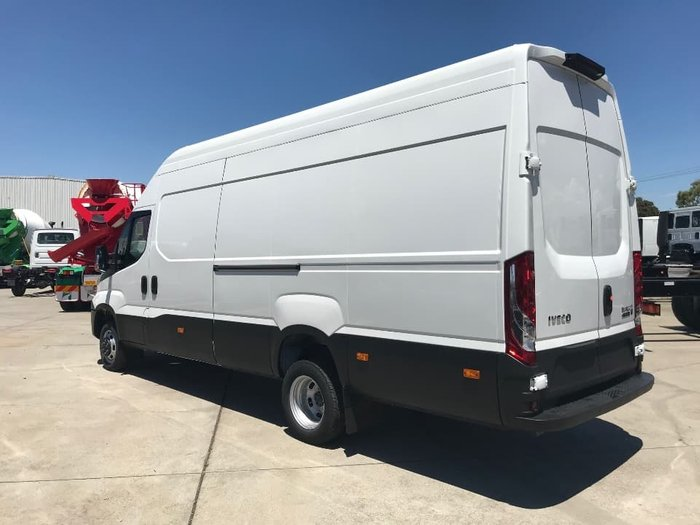 2018 Iveco Daily 50C17 null White