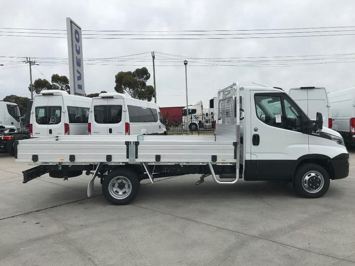 2019 Iveco Daily 45C17 A8 null White