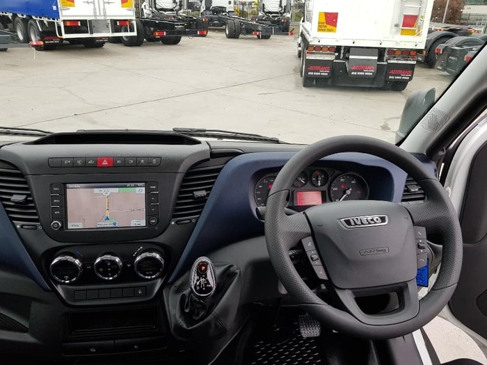 2018 Iveco Daily 45C17 null White