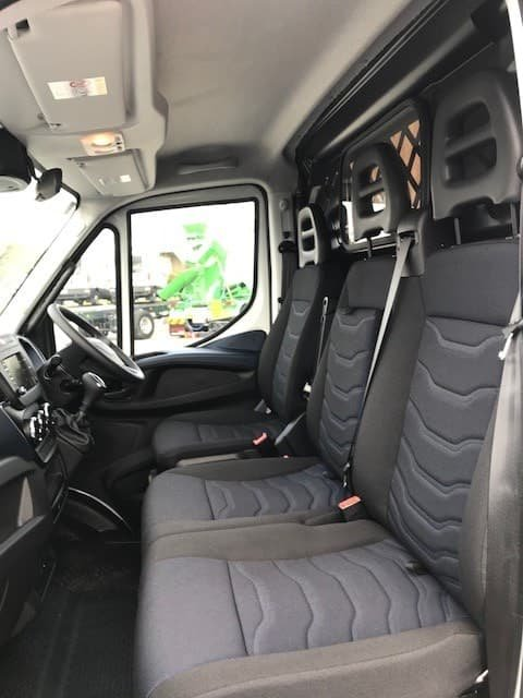 2019 Iveco Daily 35S21 null White