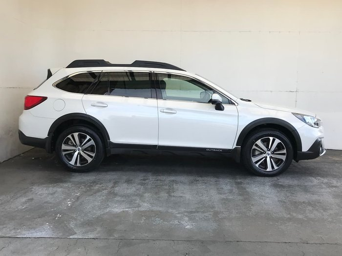 2018 Subaru Outback 2.0D Premium 5GEN MY18 Four Wheel Drive White