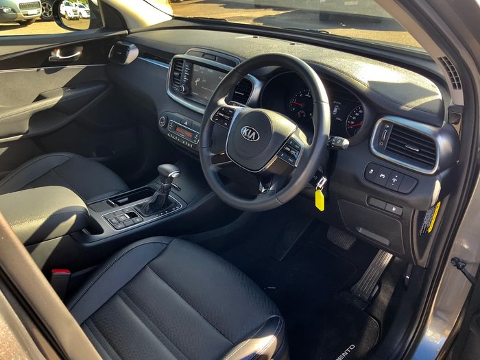 2017 Kia Sorento Sport UM MY18 4X4 On Demand Grey