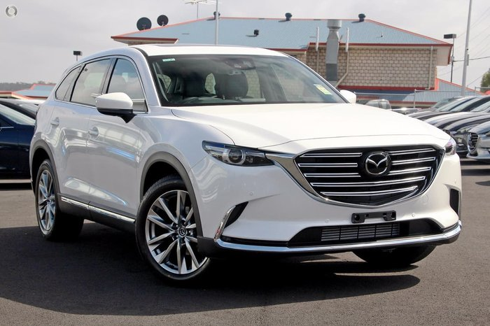 2019 Mazda CX-9 Azami TC 4X4 On Demand White