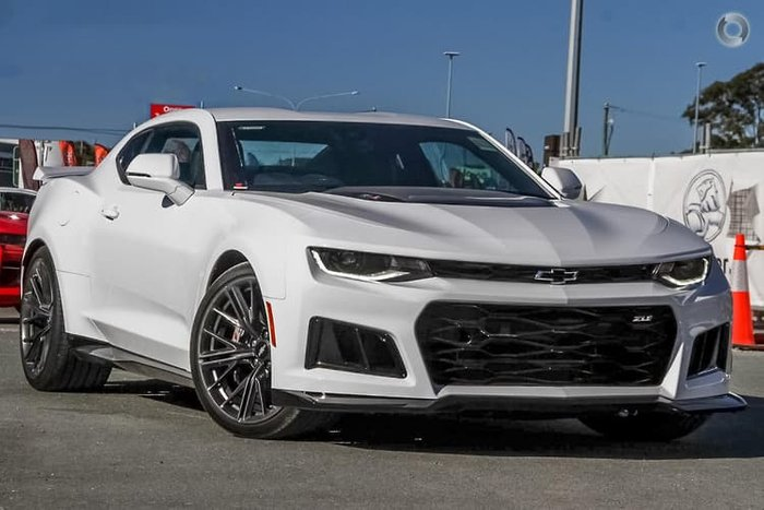2019 Chevrolet Camaro ZL1 MY19 White