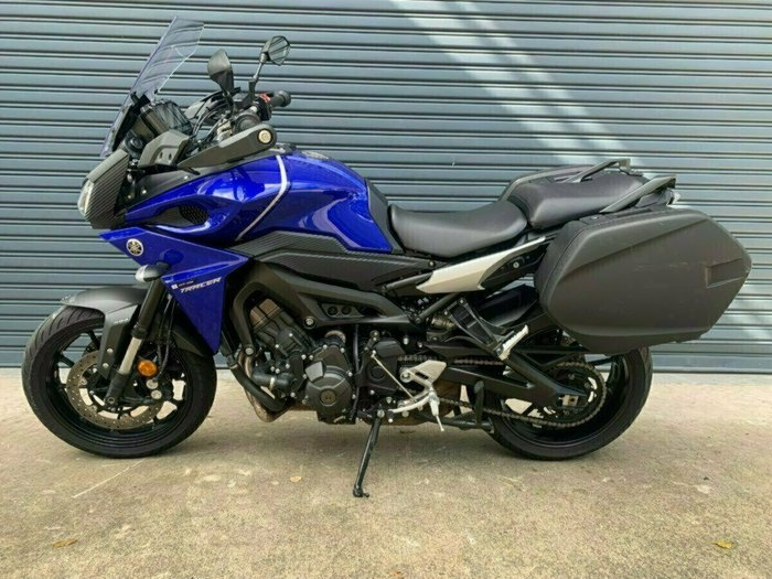 2017 Yamaha MT-09 TRACER DEEP PURPLISH BLUE METALIC C