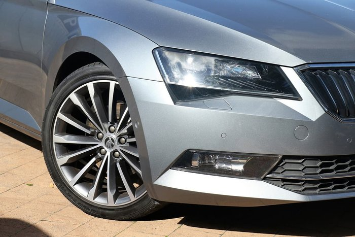 2016 SKODA Superb 162TSI NP MY16 Grey