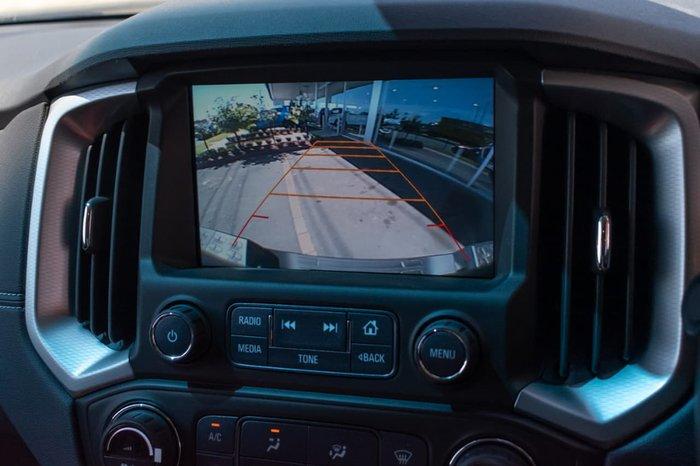 2018 Holden Colorado LTZ RG MY19 4X4 Dual Range Red
