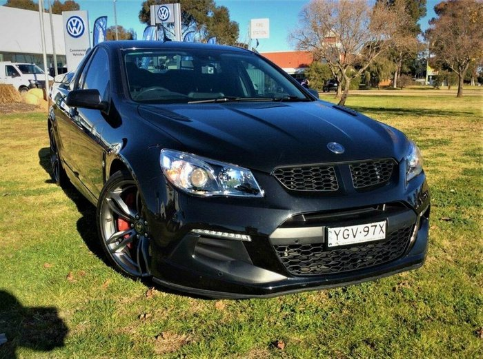 2016 HOLDEN SPECIAL VEHICLE MALOO