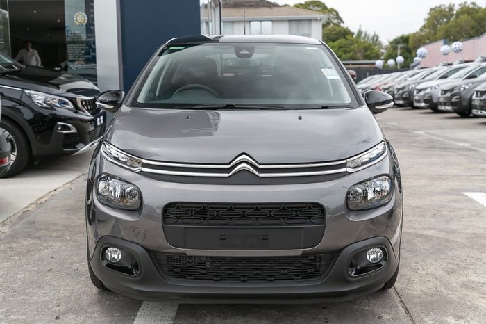 2018 Citroen C3 Shine B618 MY18 Grey