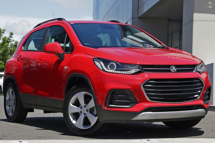 2019 Holden Trax LS TJ MY19 Red